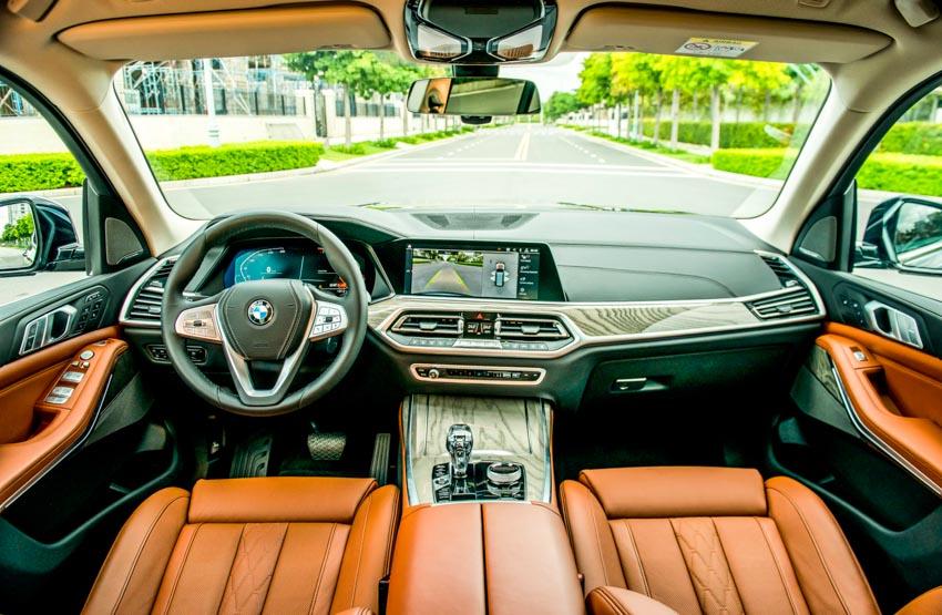 Cận cảnh mẫu xe BMW X7 thế hệ đầu tiên giá 7,499 tỉ đồng ra mắt tại Việt Nam - 61