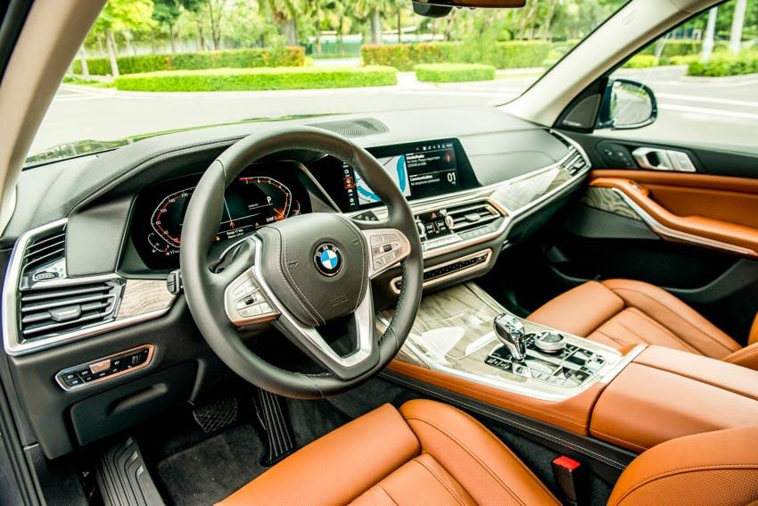 Cận cảnh mẫu xe BMW X7 thế hệ đầu tiên giá 7,499 tỉ đồng ra mắt tại Việt Nam - 32