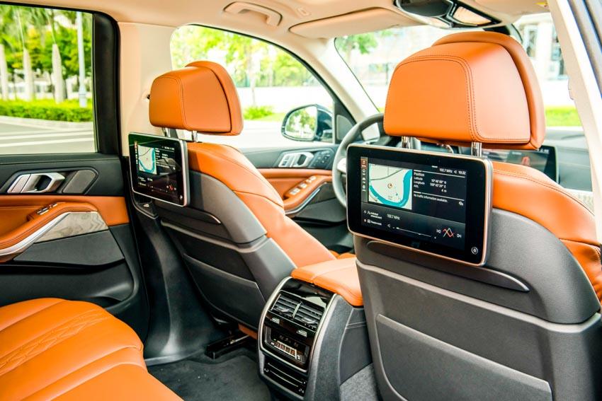 Cận cảnh mẫu xe BMW X7 thế hệ đầu tiên giá 7,499 tỉ đồng ra mắt tại Việt Nam - 13