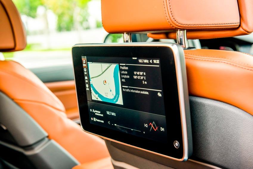 Cận cảnh mẫu xe BMW X7 thế hệ đầu tiên giá 7,499 tỉ đồng ra mắt tại Việt Nam - 5