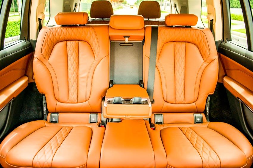 Cận cảnh mẫu xe BMW X7 thế hệ đầu tiên giá 7,499 tỉ đồng ra mắt tại Việt Nam - 19