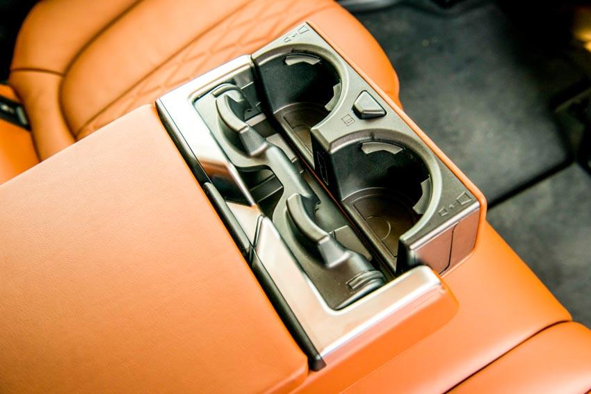 Cận cảnh mẫu xe BMW X7 thế hệ đầu tiên giá 7,499 tỉ đồng ra mắt tại Việt Nam - 8