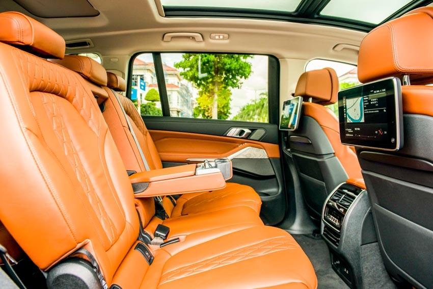 Cận cảnh mẫu xe BMW X7 thế hệ đầu tiên giá 7,499 tỉ đồng ra mắt tại Việt Nam - 20