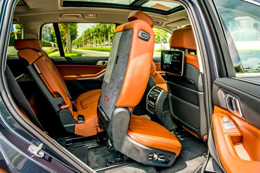 Cận cảnh mẫu xe BMW X7 thế hệ đầu tiên giá 7,499 tỉ đồng ra mắt tại Việt Nam - 17