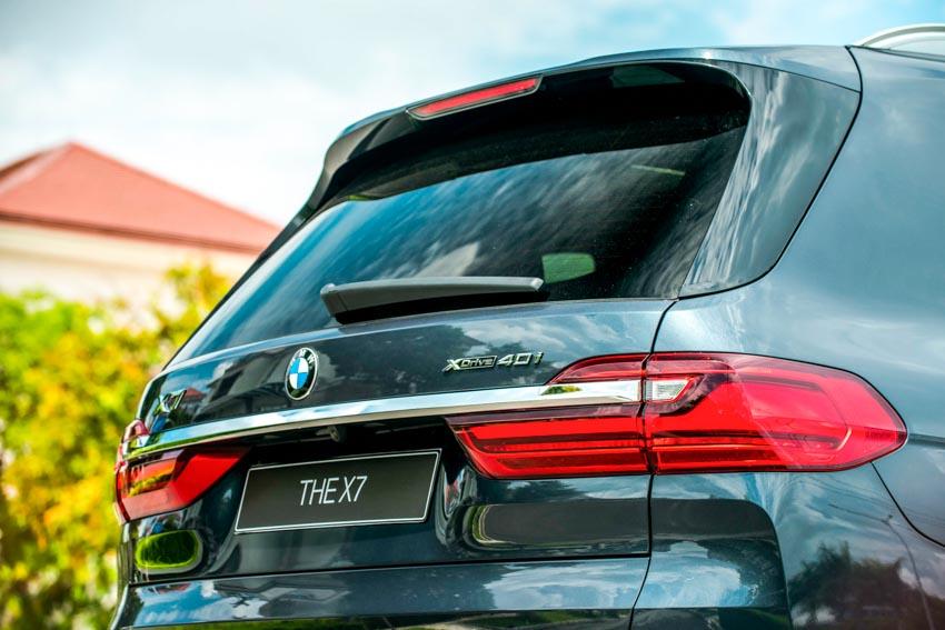 Cận cảnh mẫu xe BMW X7 thế hệ đầu tiên giá 7,499 tỉ đồng ra mắt tại Việt Nam - 52