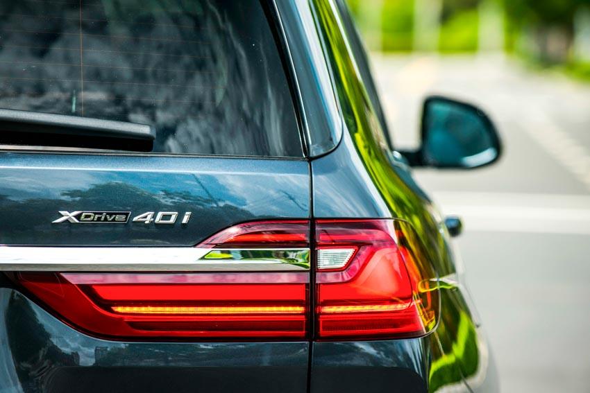 Cận cảnh mẫu xe BMW X7 thế hệ đầu tiên giá 7,499 tỉ đồng ra mắt tại Việt Nam - 53