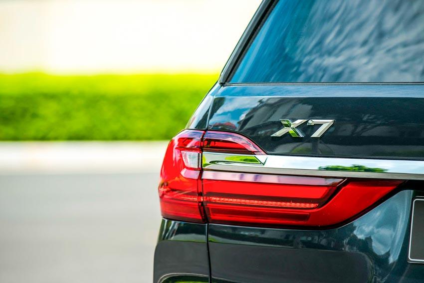 Cận cảnh mẫu xe BMW X7 thế hệ đầu tiên giá 7,499 tỉ đồng ra mắt tại Việt Nam - 54