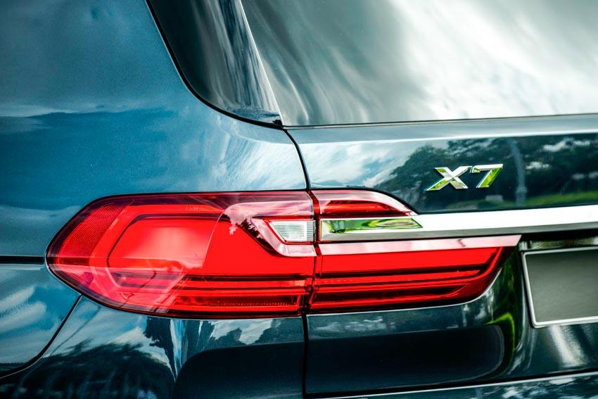 Cận cảnh mẫu xe BMW X7 thế hệ đầu tiên giá 7,499 tỉ đồng ra mắt tại Việt Nam - 56
