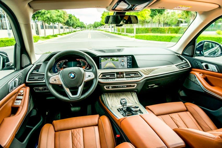 Cận cảnh mẫu xe BMW X7 thế hệ đầu tiên giá 7,499 tỉ đồng ra mắt tại Việt Nam - 31