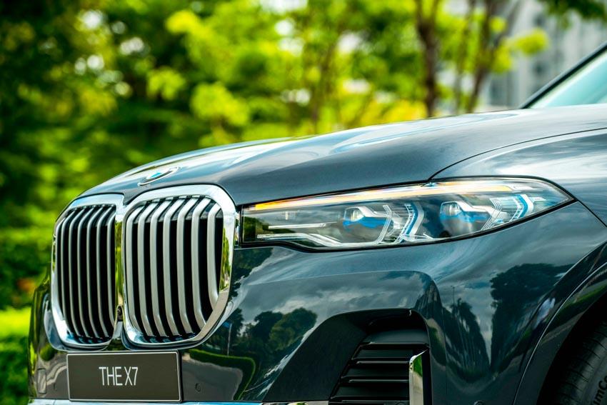 Cận cảnh mẫu xe BMW X7 thế hệ đầu tiên giá 7,499 tỉ đồng ra mắt tại Việt Nam - 49