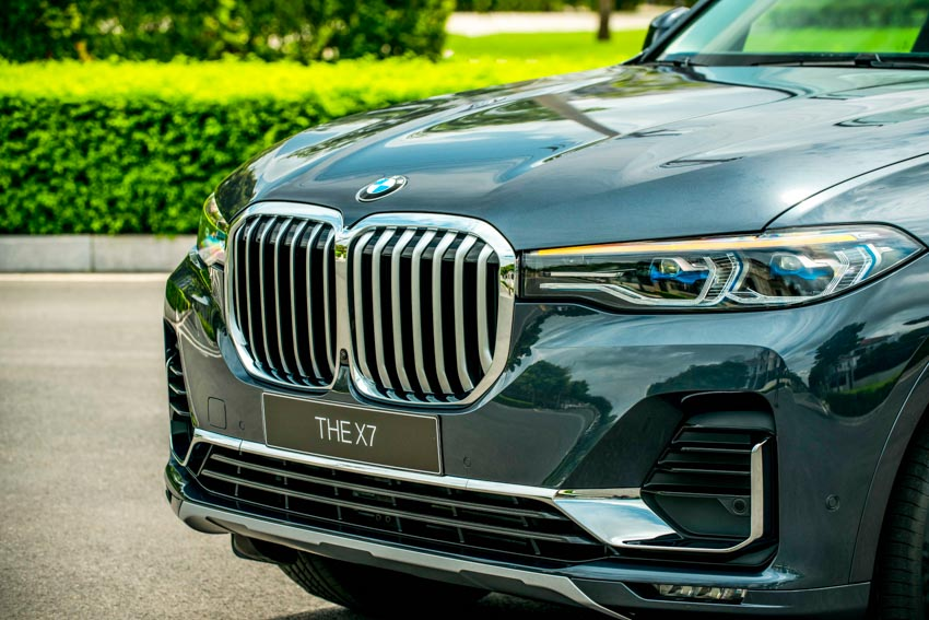 Cận cảnh mẫu xe BMW X7 thế hệ đầu tiên giá 7,499 tỉ đồng ra mắt tại Việt Nam - 48
