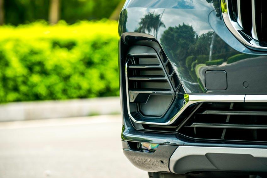 Cận cảnh mẫu xe BMW X7 thế hệ đầu tiên giá 7,499 tỉ đồng ra mắt tại Việt Nam - 50