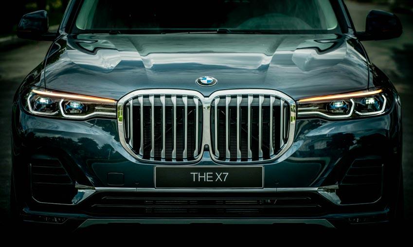 Cận cảnh mẫu xe BMW X7 thế hệ đầu tiên giá 7,499 tỉ đồng ra mắt tại Việt Nam - 47