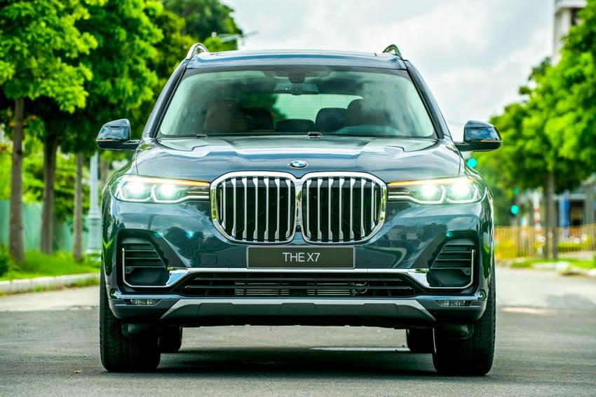 Cận cảnh mẫu xe BMW X7 thế hệ đầu tiên giá 7,499 tỉ đồng ra mắt tại Việt Nam - 46