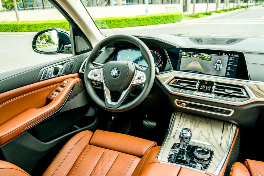 Cận cảnh mẫu xe BMW X7 thế hệ đầu tiên giá 7,499 tỉ đồng ra mắt tại Việt Nam - 38