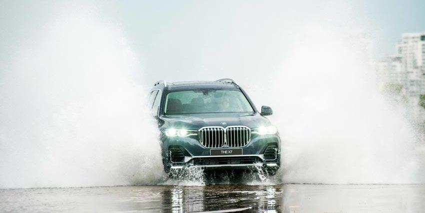 Cận cảnh mẫu xe BMW X7 thế hệ đầu tiên giá 7,499 tỉ đồng ra mắt tại Việt Nam - 4
