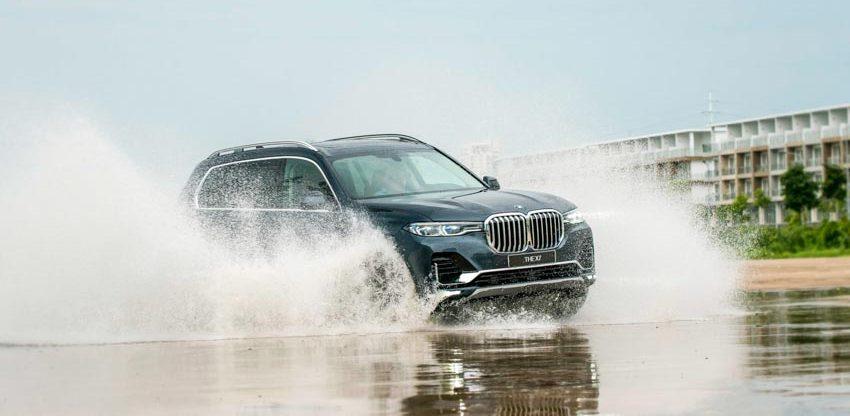 Cận cảnh mẫu xe BMW X7 thế hệ đầu tiên giá 7,499 tỉ đồng ra mắt tại Việt Nam - 3