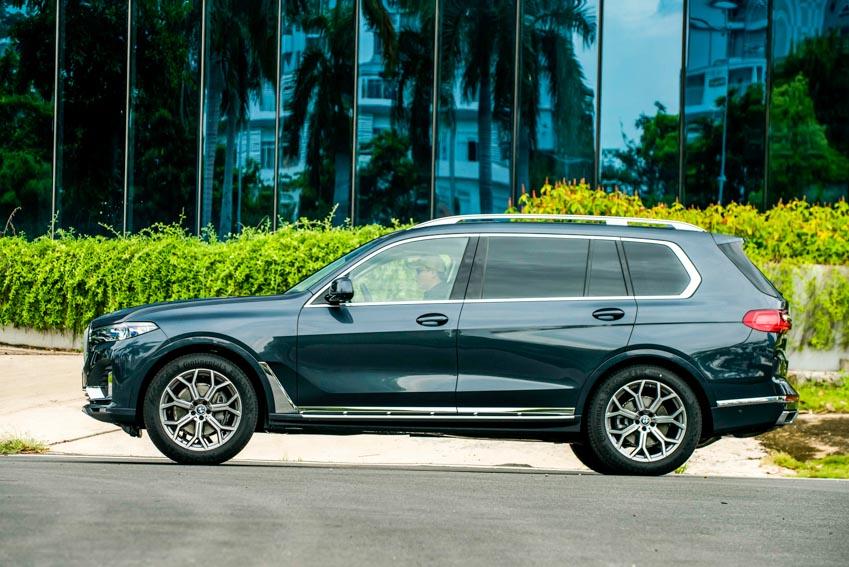 Cận cảnh mẫu xe BMW X7 thế hệ đầu tiên giá 7,499 tỉ đồng ra mắt tại Việt Nam - 43