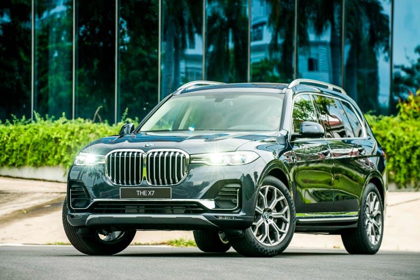 Cận cảnh mẫu xe BMW X7 thế hệ đầu tiên giá 7,499 tỉ đồng ra mắt tại Việt Nam - 44