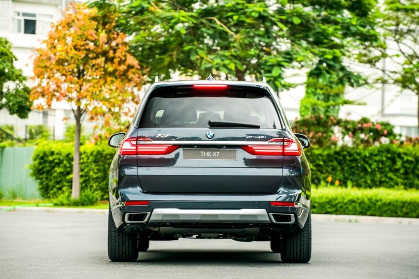 Cận cảnh mẫu xe BMW X7 thế hệ đầu tiên giá 7,499 tỉ đồng ra mắt tại Việt Nam - 51