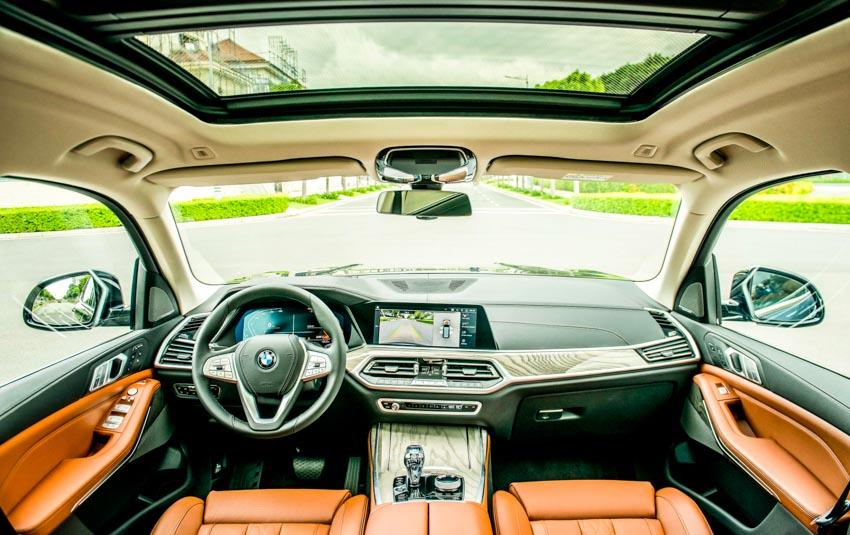 Cận cảnh mẫu xe BMW X7 thế hệ đầu tiên giá 7,499 tỉ đồng ra mắt tại Việt Nam - 60