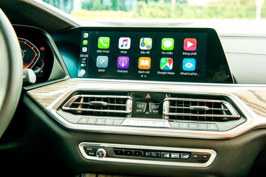 Cận cảnh mẫu xe BMW X7 thế hệ đầu tiên giá 7,499 tỉ đồng ra mắt tại Việt Nam - 11