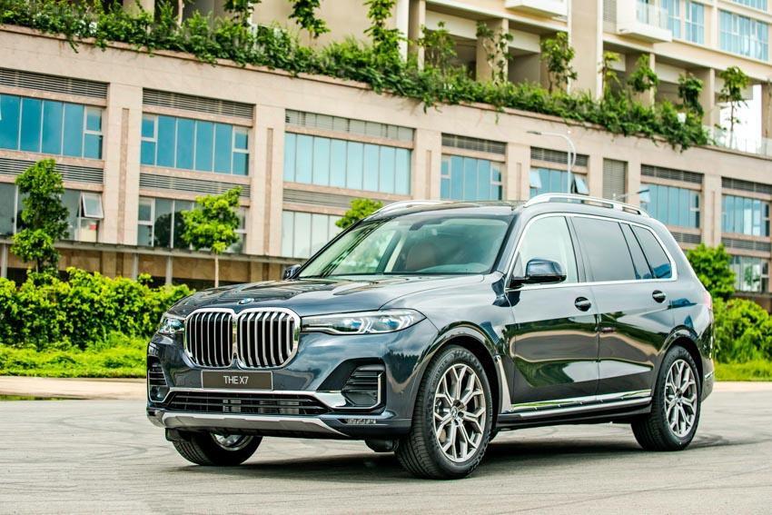 Cận cảnh mẫu xe BMW X7 thế hệ đầu tiên giá 7,499 tỉ đồng ra mắt tại Việt Nam - 59