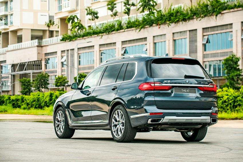 Cận cảnh mẫu xe BMW X7 thế hệ đầu tiên giá 7,499 tỉ đồng ra mắt tại Việt Nam - 57