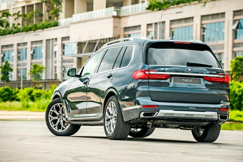 Cận cảnh mẫu xe BMW X7 thế hệ đầu tiên giá 7,499 tỉ đồng ra mắt tại Việt Nam - 42