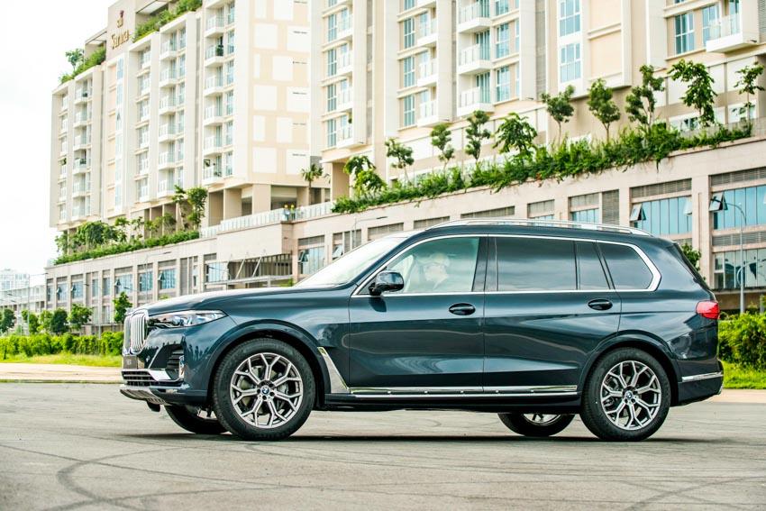 Cận cảnh mẫu xe BMW X7 thế hệ đầu tiên giá 7,499 tỉ đồng ra mắt tại Việt Nam - 41