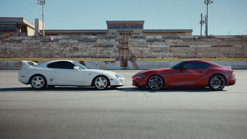 Chiến dịch quảng cáo mới của Toyota công bố dòng xe GR Supra 2020 sẽ có mặt tại các đại lý vào cuối tháng này - 4
