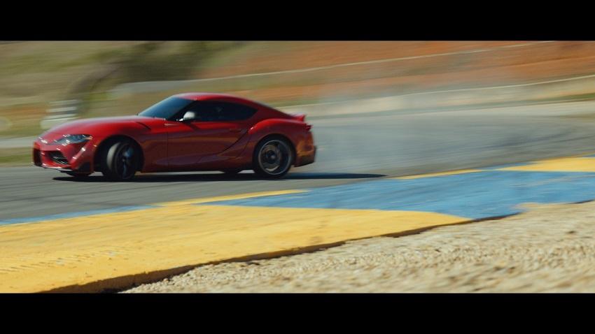 Chiến dịch quảng cáo mới của Toyota công bố dòng xe GR Supra 2020 sẽ có mặt tại các đại lý vào cuối tháng này - 3