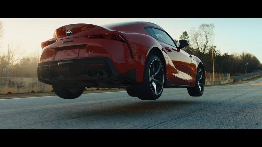 Chiến dịch quảng cáo mới của Toyota công bố dòng xe GR Supra 2020 sẽ có mặt tại các đại lý vào cuối tháng này - 6