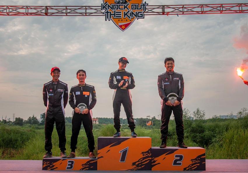Đội đua Racing AKA đạt giải Á Quân tại giải đua địa hình KOK 2019 - 9
