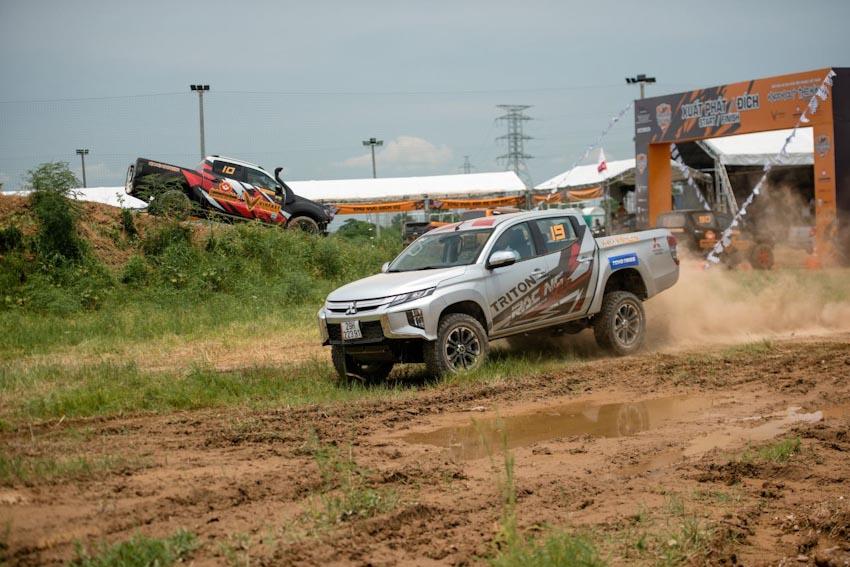 Đội đua Racing AKA đạt giải Á Quân tại giải đua địa hình KOK 2019 - 7