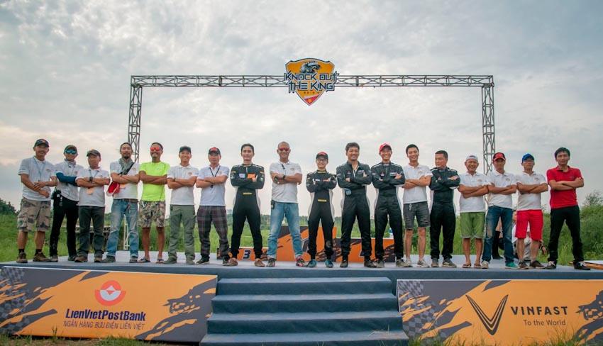 Đội đua Racing AKA đạt giải Á Quân tại giải đua địa hình KOK 2019 - 1