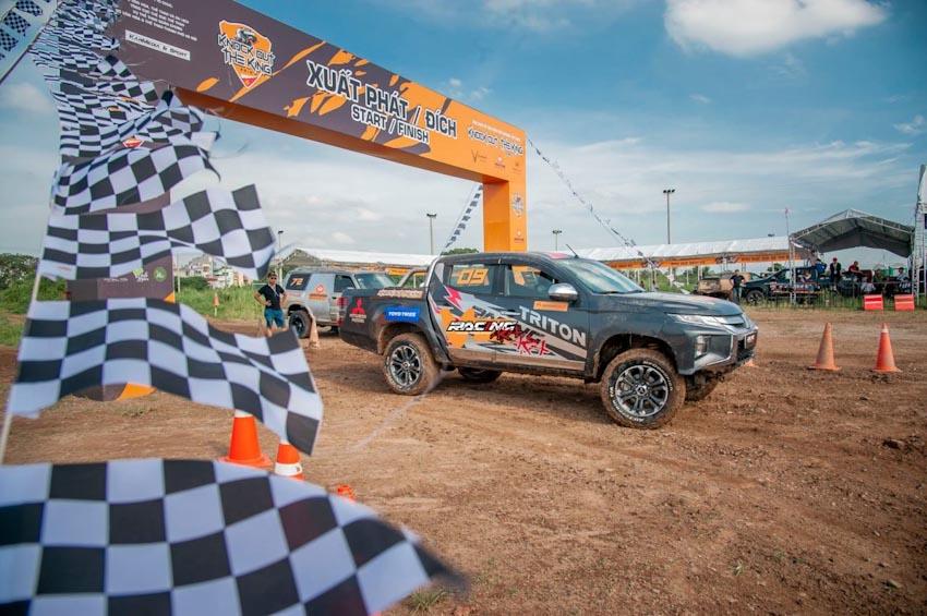 Đội đua Racing AKA đạt giải Á Quân tại giải đua địa hình KOK 2019 - 8