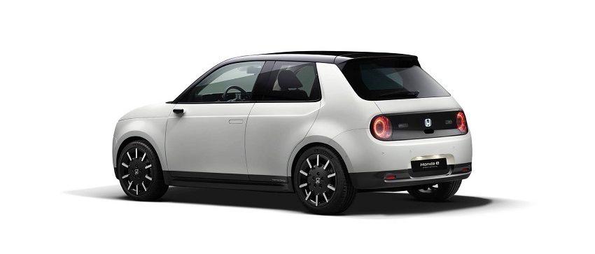 Động cơ điện Honda e sản sinh công suất 150 mã lực và mô-men xoắn 300 Nm - 13