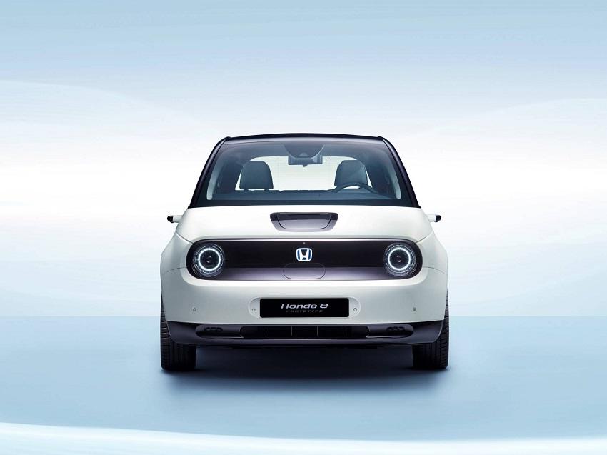 Động cơ điện Honda e sản sinh công suất 150 mã lực và mô-men xoắn 300 Nm - 14