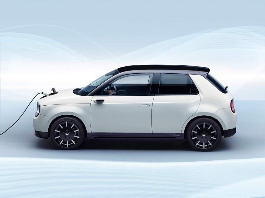 Động cơ điện Honda e sản sinh công suất 150 mã lực và mô-men xoắn 300 Nm - 16