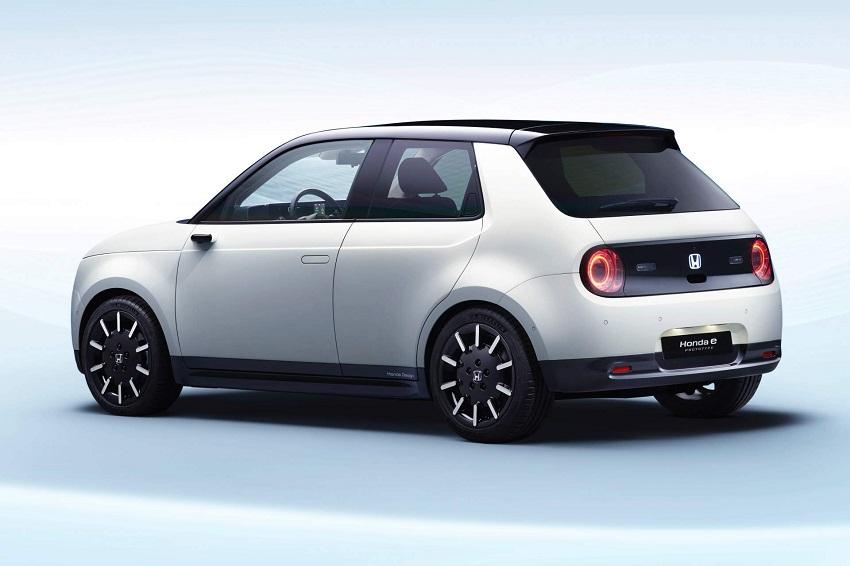 Động cơ điện Honda e sản sinh công suất 150 mã lực và mô-men xoắn 300 Nm - 17