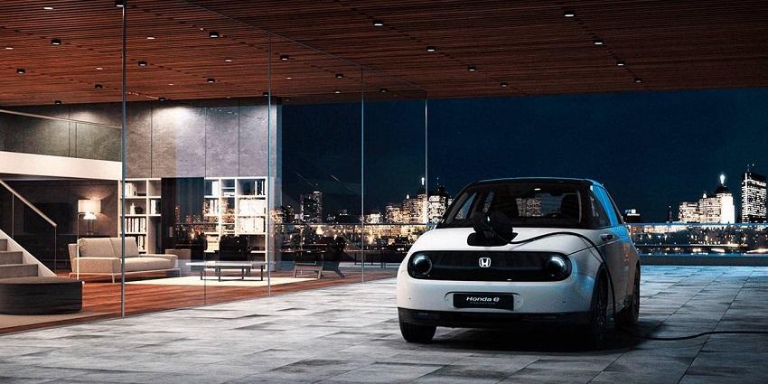 Động cơ điện Honda e sản sinh công suất 150 mã lực và mô-men xoắn 300 Nm - 18