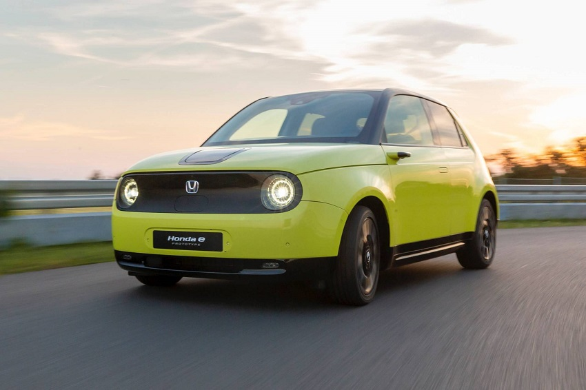 Động cơ điện Honda e sản sinh công suất 150 mã lực và mô-men xoắn 300 Nm - 2