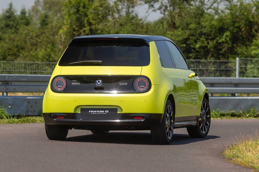 Động cơ điện Honda e sản sinh công suất 150 mã lực và mô-men xoắn 300 Nm - 3