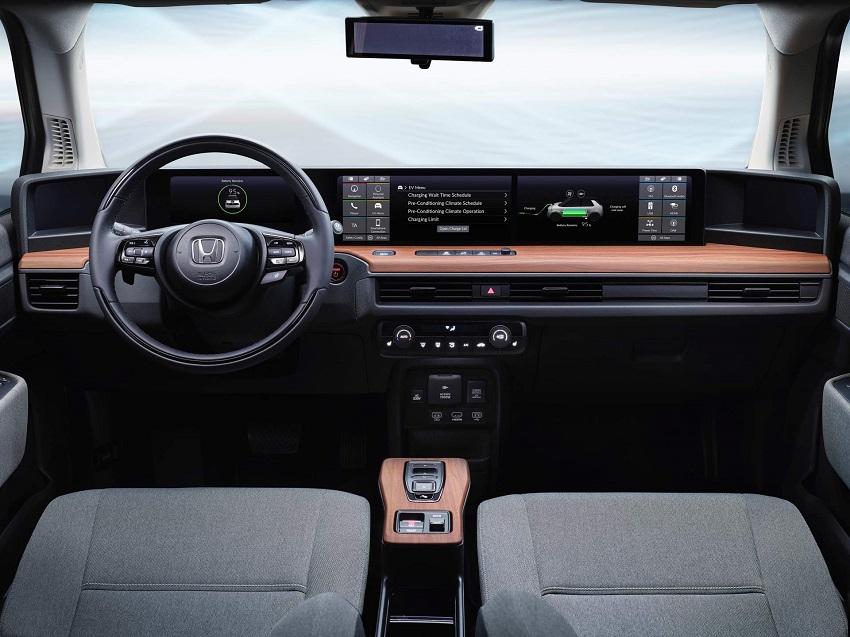 Động cơ điện Honda e sản sinh công suất 150 mã lực và mô-men xoắn 300 Nm - 31