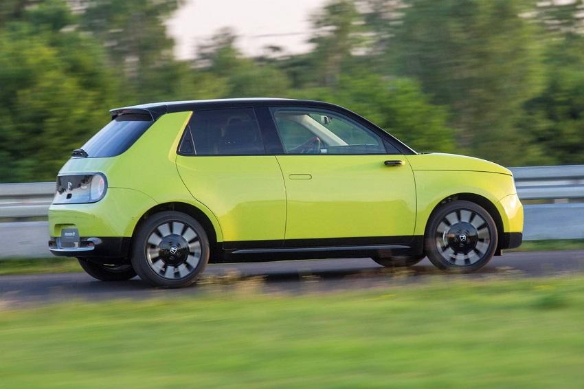 Động cơ điện Honda e sản sinh công suất 150 mã lực và mô-men xoắn 300 Nm - 4