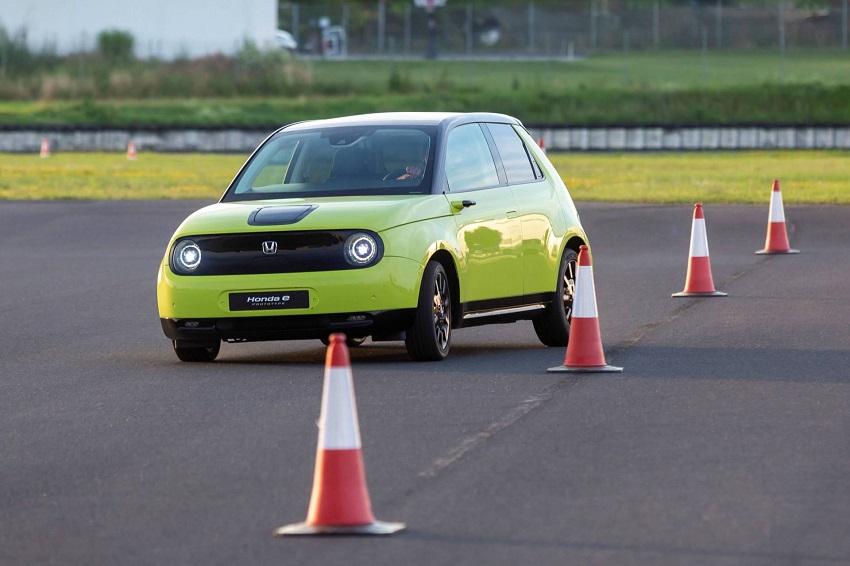 Động cơ điện Honda e sản sinh công suất 150 mã lực và mô-men xoắn 300 Nm - 5