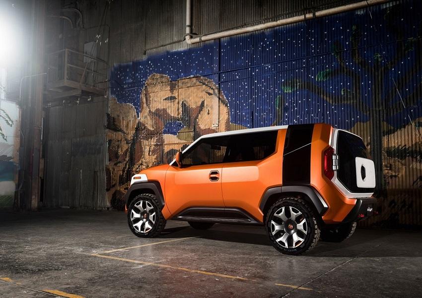 Dòng SUV mới của Toyota sẽ được chế tạo ở Alabama Hoa Kỳ - 1