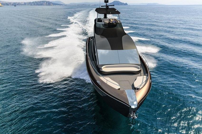 Chào đón mẫu du thuyền sang trọng của Lexus có tên LY 650 - 1