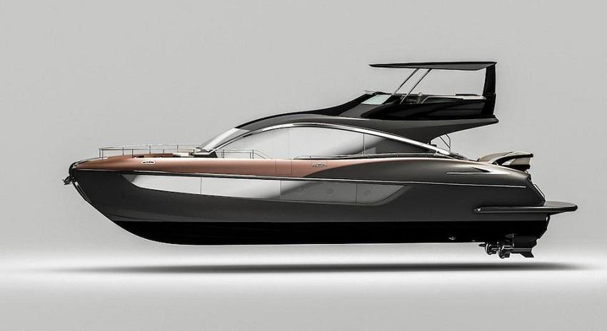 Chào đón mẫu du thuyền sang trọng của Lexus có tên LY 650 - 2